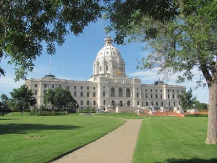 Capitolio, St. Paul Minnesota