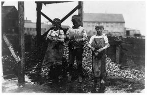 Niños Mineros