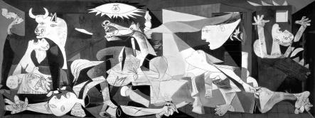 Guernica, Pablo Picasso. 1973.