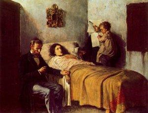 Pablo Picasso, Ciencia y Caridad. 1897.
