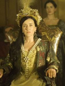 Maria Doyle as Catherine of Aragon