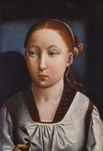Juan de Flandes, Catalina de Aragón.