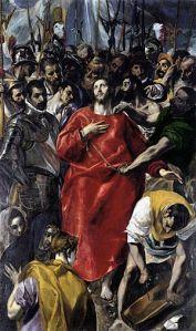 El Greco, El expolio