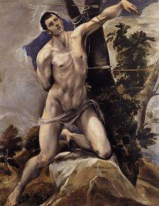 El Greco, San Sebastián