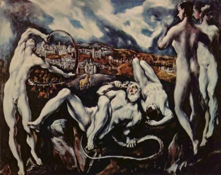 El Greco, Laocoonte