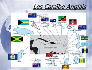 Caraibe anglais