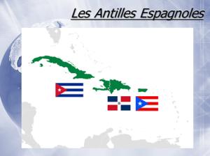 Caraibes espagnol