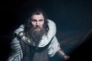 Liam Neeson as Zeus