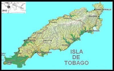 4.14. TRINIDAD Y TOBAGO, Isla TOBAGO, 2012